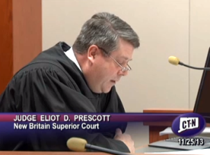 Judge Eliot Prescott