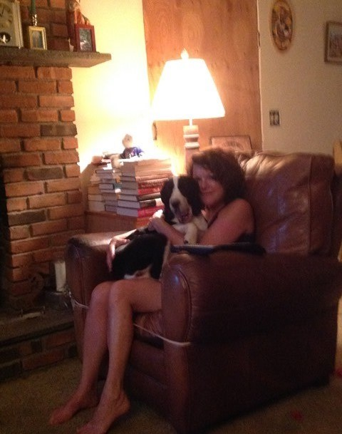 Deb and Little Miss Molly