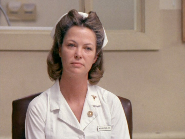 """Nurse Ratched from """"One Flew Over the Cuckoo's Nest"""""""